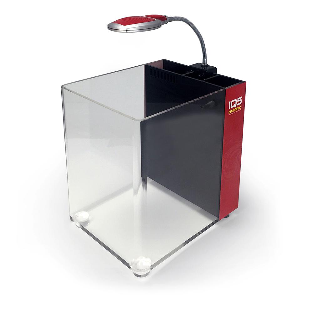Pecera Nano De Acrílico Con Luz Led Iq5 Dymax Modelo 1625